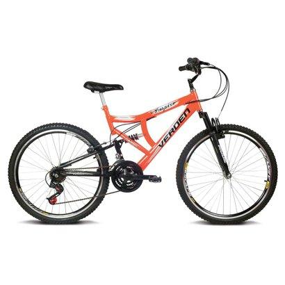 Bicicleta Aro 26 Verden Bikes 21 Marchas Inspire - Masculino - Laranja