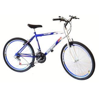 Bicicleta Aro 26 Wendy  Caero,Pneu Slik,18M