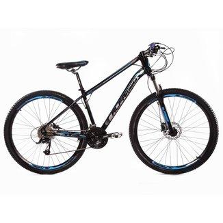 Bicicleta Aro 29 Alfameq Bull Freio a Disco 21 Marchas