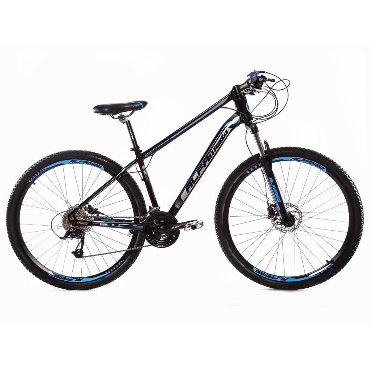 Bicicleta Alfameq Bull