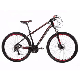 Bicicleta Aro 29 Alfameq Bull  Freio a Disco Hidráulico 21 Marchas