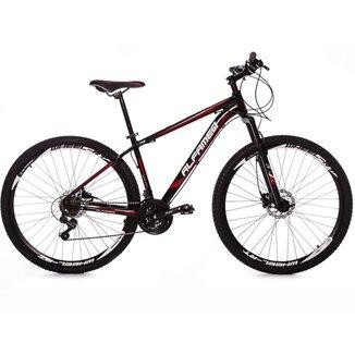 Bicicleta Aro 29 Alfameq Zahav Freio a Disco 24V Quadro 21