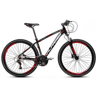 Bicicleta Aro 29 Alfameq Zt Suspensão Com Trava 21 Marchas Câmbios Importado