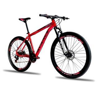 Bicicleta Aro 29 Avance 21 Marchas Câmbio  Trocador RapidFire
