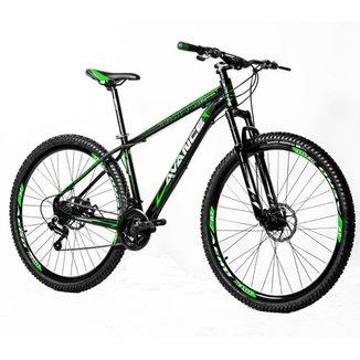 Bicicleta Aro 29 Avance 21V Câmbios Shimano Mecânico
