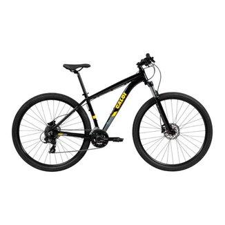 Bicicleta Aro 29 Caloi Explorer Sport 2021 Câmbio Shimano 24v Tamanho Quadro 19 G