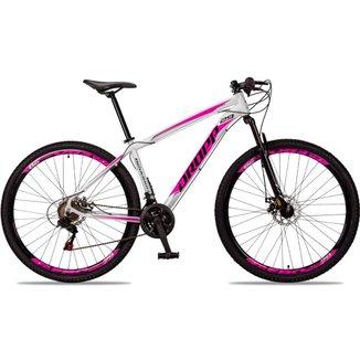 Bicicleta Aro 29 DROPP Alumínio 21 Marchas Freio a Disco