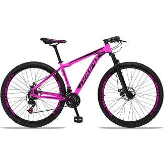 Bicicleta Aro 29 Dropp Aluminum  Edição Limitada 21 Marchas Freio a Disco