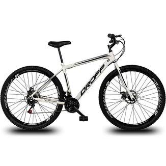 Bicicleta Aro 29 Dropp Sport Aço 21 Marchas Freio a Disco