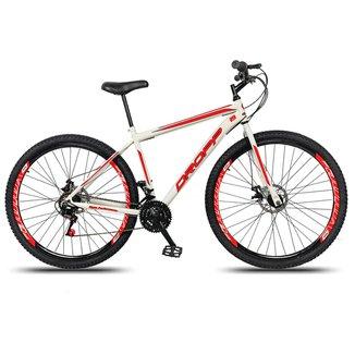 Bicicleta Aro 29 DROPP Sport  AÇO 21v Marchas com Freio a Disco Mecânico