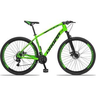 Bicicleta Aro 29 Dropp TX Bull Câmbio Shimano 21V Freios a Disco