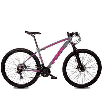 Bicicleta Aro 29 Dropp Z1-X 21V Freio A Disco E Suspensão