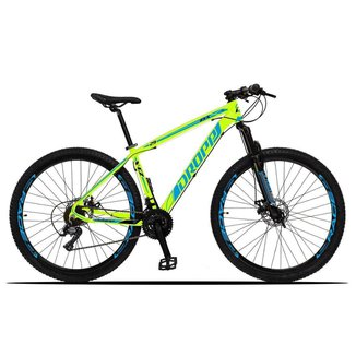 Bicicleta Aro 29 DROPP Z3-X 21 Freio Mecânico Suspensão