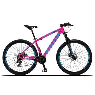 Bicicleta Aro 29 DROPP Z3-X 21v Freio Mecânico Suspensão