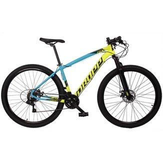 Bicicleta Aro 29 Dropp Z7-x Câmbio Shimano Freio Disc 21v