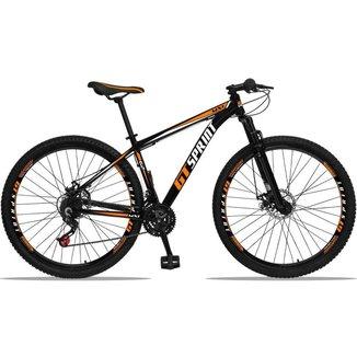 Bicicleta Aro 29 GT Sprint Aluminium 21v Freio A Disco