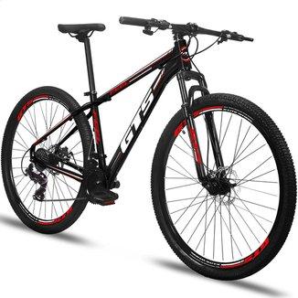 Bicicleta Aro 29 Gts Feel  Freio À Disco 24 Marchas