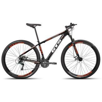 Bicicleta Aro 29 Gts Feel Freio À Disco 27 Marchas