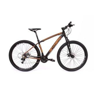 Bicicleta Aro 29 Kit Shimano Alumínio 21 Velocidades RG5 Freio Disco Mecanico