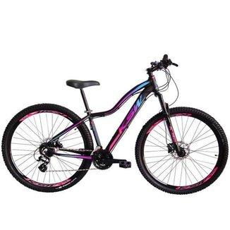 Bicicleta Aro 29 Ksw 24 Marchas Shimano Freio Hidraulico/K7