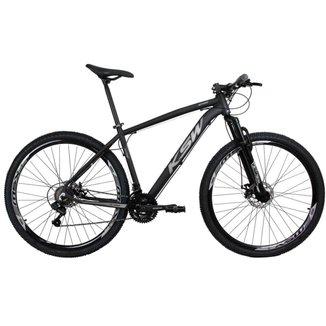 Bicicleta aro 29 KSW Câmbios Shimano 24V  Freio Hidraulico