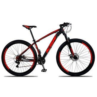 Bicicleta Aro 29 KSW Edição Especial 2.0 Câmbio Shimano 21v Freio Disc Mecânico