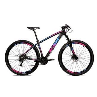 Bicicleta Aro 29 Ksw Shimano 24 Vel A Disco Ltx hidraulica