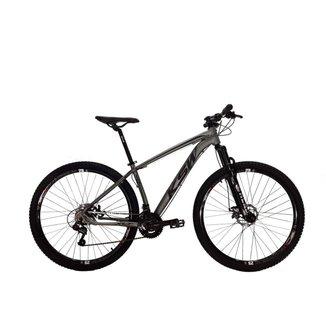 Bicicleta Aro 29 Ksw Shimano 24 Vel A Disco Ltx
