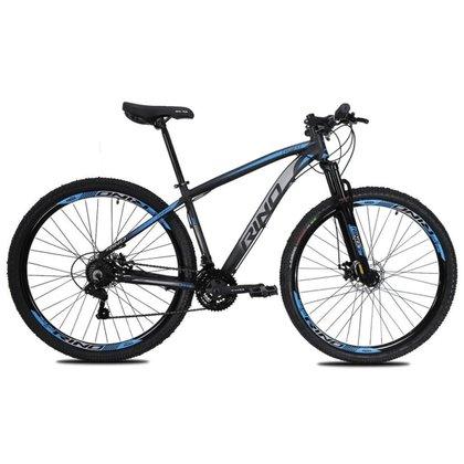 Bicicleta Aro 29 Rino Everest 21V - Cambios Index