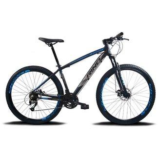 Bicicleta Aro 29 Rino Everest 24V - Cambios Index