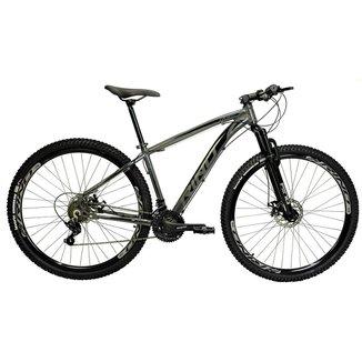Bicicleta Aro 29 RINO Everest Freio Hidráulico Cambios Shimano 24v