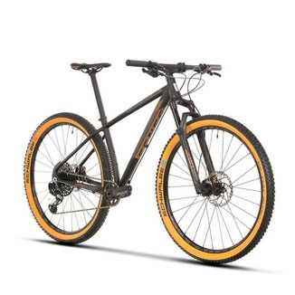 Bicicleta Aro 29 Sense Impact Race 2020 Dourado/Cinza 12 Marchas