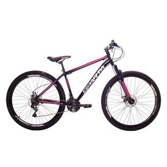 Bicicleta Aro 29 Shimano 21 Velocidades Sparta Aço