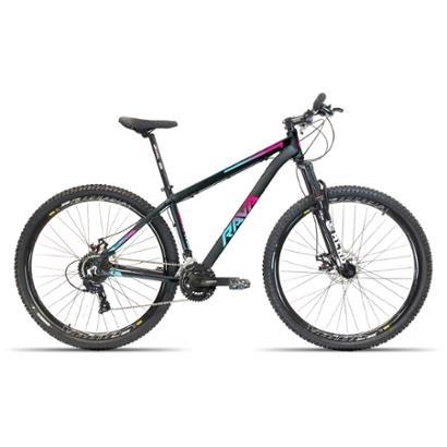 Equipamentos de treino   Bicicleta Aro 29 TSW Rava 27