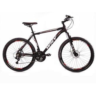 Bicicleta Aro 29 Wny Aro 29 Freio À Disco 21 Marchas