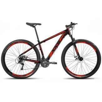 Bicicleta Aro 29 XKS Freio a Disco Hidráulico 24 Marchas Câmbios Importado