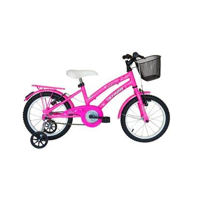Bicicleta Athor Aro 16 Bliss - Unissex - Rosa