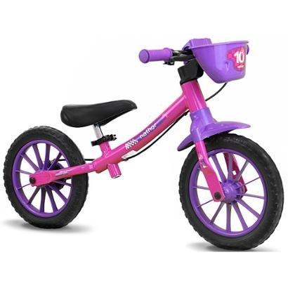 Bicicleta Balance Bike De Equilíbrio Sem Pedal - Unissex