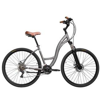 Bicicleta Blitz COMODO ARO 700  21 SHIMANO FREIO A DISCO