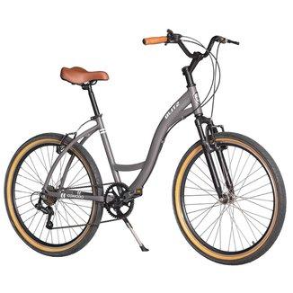 Bicicleta Blitz COMODO GRAFITE 7 v urbana Shimano