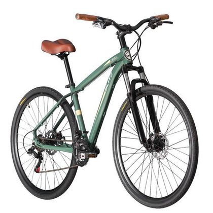 Bicicleta Blitz Gávea Híbrida 700 FREIO A DISCO