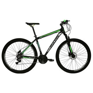 Bicicleta Byorn Extreme Aro 29 Alumínio Freio A Disco Suspensão 21 Marchas