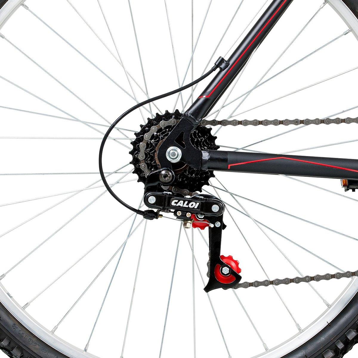 ... Bicicleta Caloi Aluminum Sport - Aro 26 - 21 Marchas - Alumínio ... 135b38c764e37