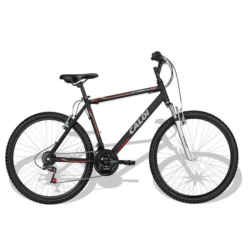 76eb2536a Bicicleta Caloi Aluminum Sport Aro 26 Tamanho 19
