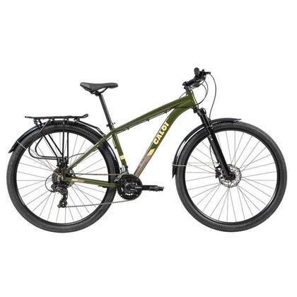 Bicicleta Caloi Explorer Equiped Aro 29 2021 - Verde