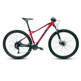 Bicicleta Ciclismo Bike Mtb Tsw Stamina Plus 29x17 Vm/Pt 18v