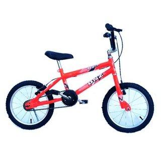 Bicicleta Ciclismo Infantil Bike Aro 16 Bmx Croisinha Dnz