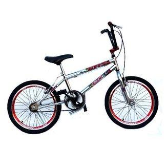 Bicicleta Ciclismo Infantil Bmx Croisinha Aro 20 Dnz Aero