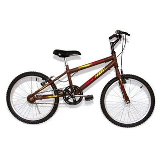Bicicleta Ciclismo Infantil Mtb Masculina Aro 20 Crossbike