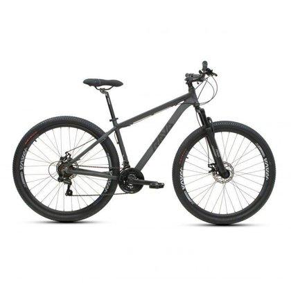 Bicicleta Ciclismo Mtb Rava Pressure 29x15.5 21v Mec Cz-Pto